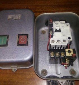 Пускатель магнитный ПМ12-040. 380V,