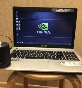 Ноутбук ASUS N56VZ Полный комплект