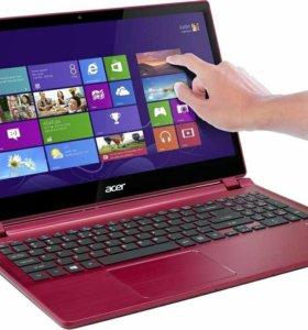 Ноутбук acer i3 сенсорный.