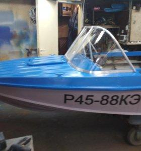 Ремонт и модернизация моторных лодок