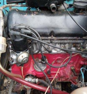 Двигатель на ваз 2101-2107