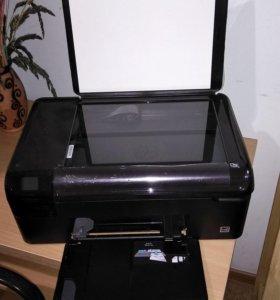 HP Photosmart B109 МФУ - принтер, сканер, копир