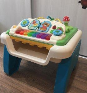 Музыкальный столик Chicco