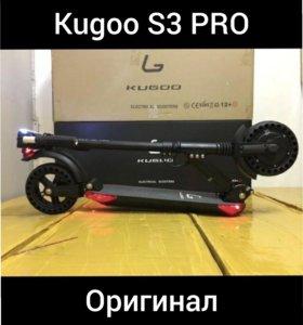 Электросамокат Kugoo S3 PRO + Сумка