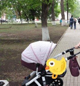 Детская коляска ( 2 в 1)