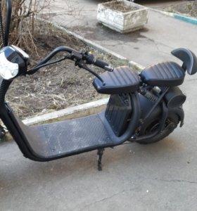 Электро скутер сити коко BR20 off-road