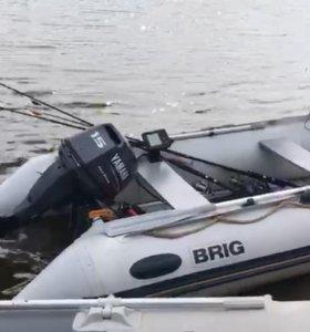 Комплект Лодка BRIG 350 с мотором Yamaha
