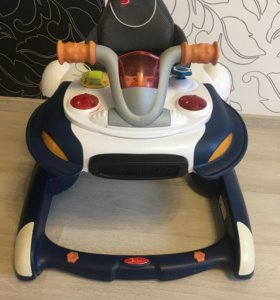 Ходунки-прыгунки Jetem scooter