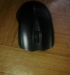 Игровая без проводная мышка марка SVEN