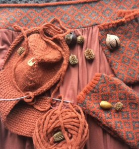 Вязание спицы, крючок