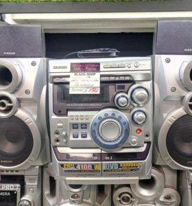 музыкальный центр SAMSUNG MAX-KDZ155