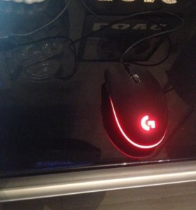 Игровая мышка logilech G102