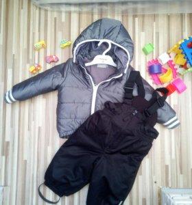 Куртка и полукомбинезон baby go