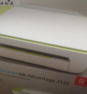 Струйное мфу HP DeskJet Ink Advantage 2135