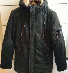 Куртка утепленная (зима) мужская