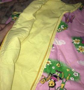 Бортики в кроватку , балдахин