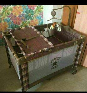 Монеж кровать 3в1