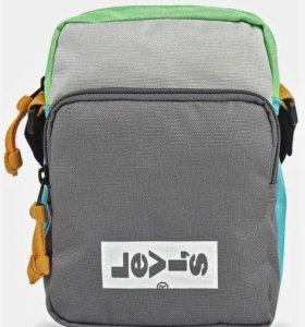 сумка Levis разноцветная оригинал с бирками