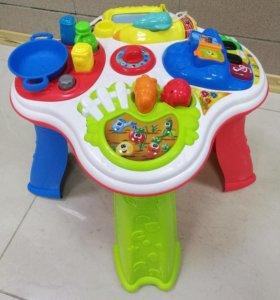 Развивающая игрушка Говорящий столик на прокат