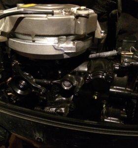 Мотор лодочный сузуки