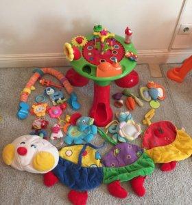 Набор развивающих игрушек