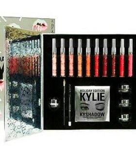 🔥🔥🔥Набор косметики Kylie holiday edition