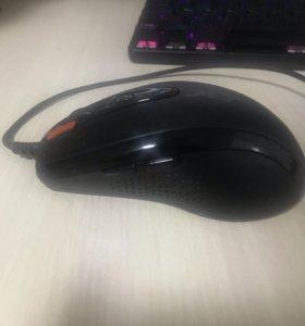 Игровая мышь A4tech X7 x-710bk