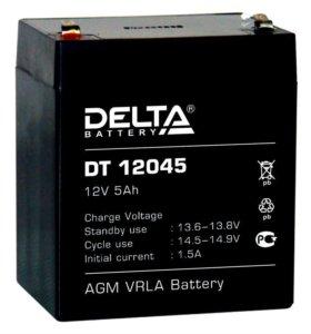 DELTA DT 12045 12В 4,5а/ч