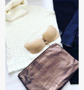 Пакет вещей 1 рубашка кофта брюки