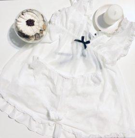 Сорочка+ трусики