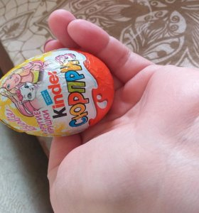 Киндер-яйцо шоколадное
