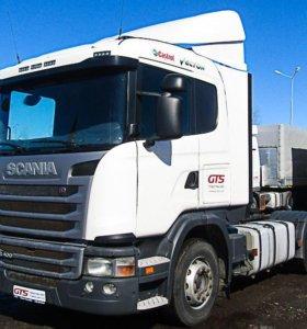 Седельный тягач Scania G400 2013 г\u002Fв Швеция