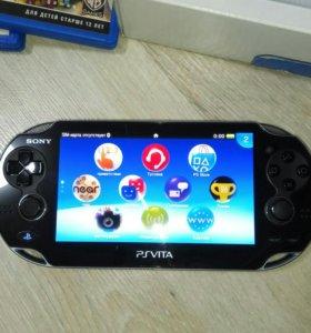 Игровая приставка PS VITA 3G-1108