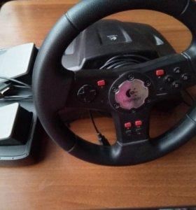 Руль для игр на компьютере