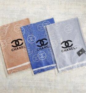 Палантин Chanel кашемир новый