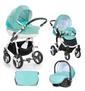 Коляска детская 3в1 Tuttis Mimi