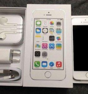 iPhone 5S (и другие модели)