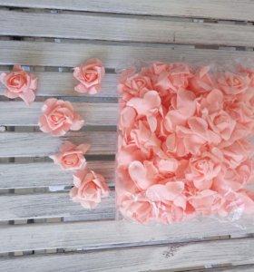 Розы оформительские (упаковка)