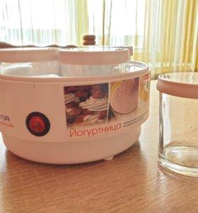 Йогуртница maxima mym