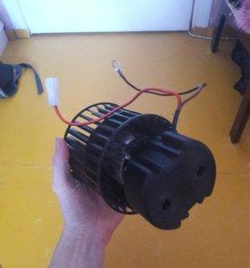 Мотор печки ваз 2114