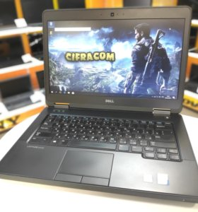 """14"""" Ноутбук Dell (i5-4310/4Gb/HDD 500Gb)"""
