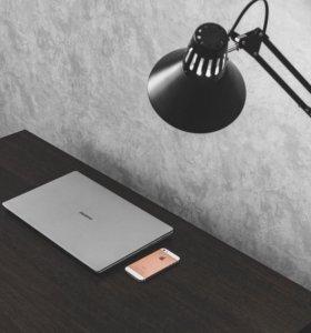 Тонкий и легкий ноутбук DIGMA EVE 605