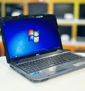 Мощный ноутбук Acer (i5/4Gb/Radeon 5470)