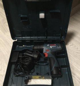 Шуруповёрт GSR 1080-2-Li Обмен