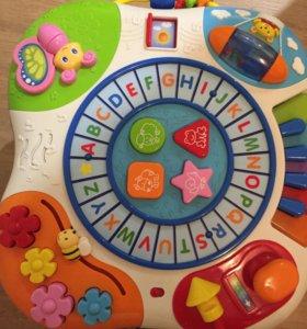 Развивающий игровои столик Baby Go