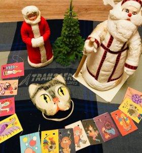 Дед Мороз И другие СССР