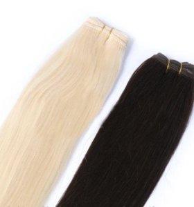 Трессы натуральных волос