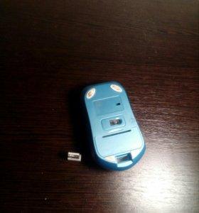 Мышка компьютерная, беспроводная