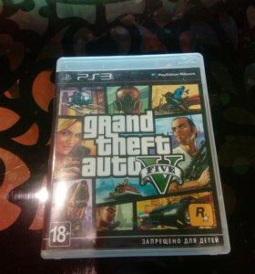 Grand Theft AutoV