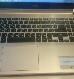 Игровой ультрабук i7/8gb/Geforce 4gb